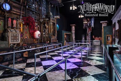netherworld haunted house walkthrough neatorama