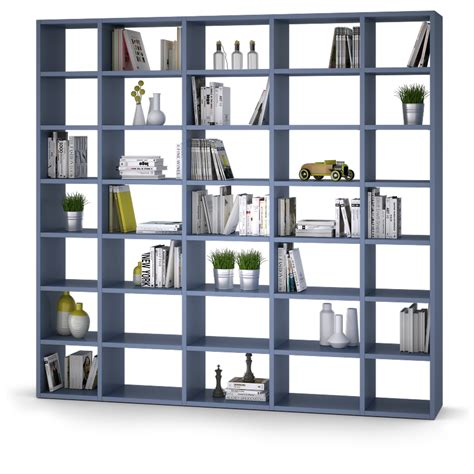 Bookcase Tv Wall Unit Librerie Componibili E Modulari Homeplaneur