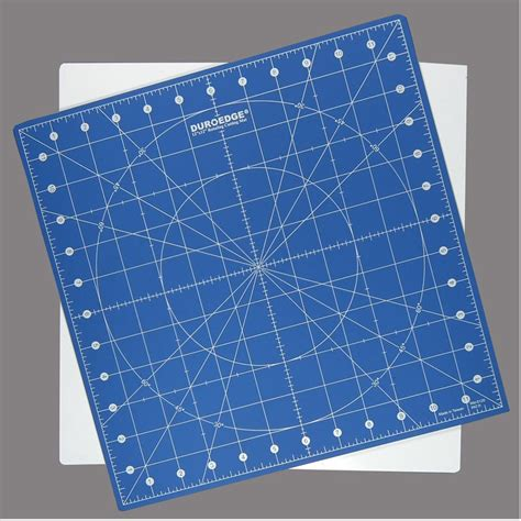 Rotary Mats by Self Healing Rotating Cutting Mat 12 X 12 Inch For Use