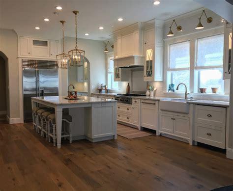 new classic white kitchen renovation inspiration home