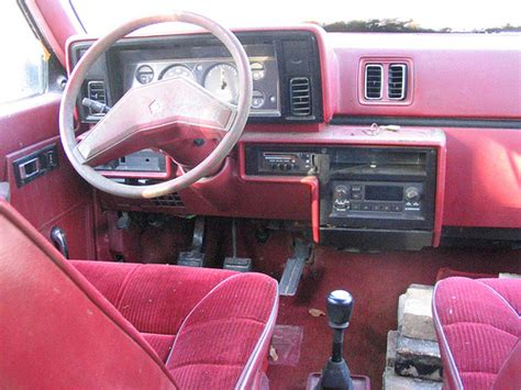 Breaking Caravan Interior by That Had A Manual The Chrysler Minivan Edition Clunkerture