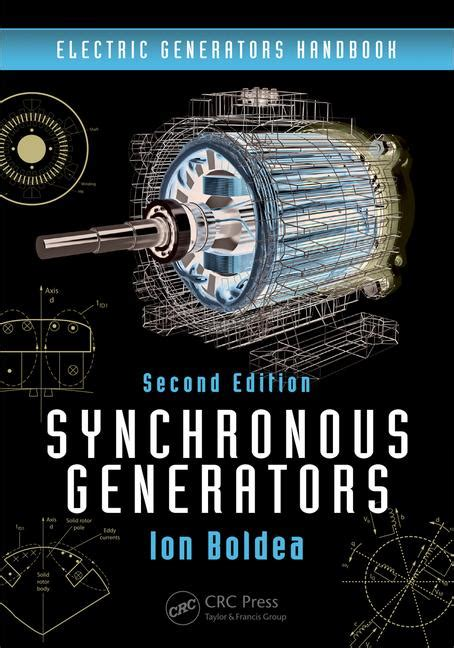 analysis of synchronous machines second edition books synchronous generators second edition crc press book