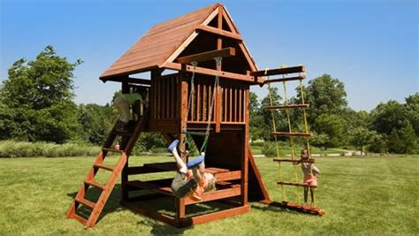backyard play structures pinterest patio play structures just b cause