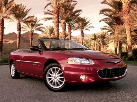 how do i learn about cars 2001 chrysler pt cruiser security system chrysler sebring convertible specs 2001 2002 2003