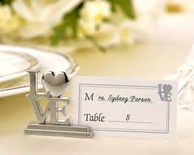 place card holder wedding reception