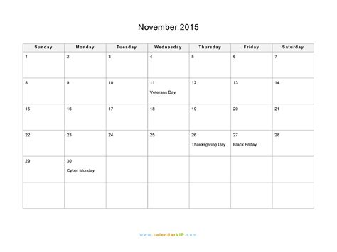 printable calendar november 2015 pdf january 2015 calendar template virtren com