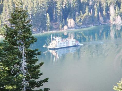 tahoe glass bottom boat the tahoe queen on emerald bay picture of tahoe queen