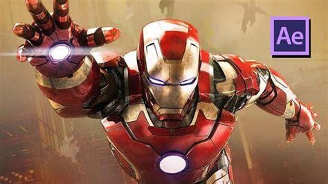 fly iron man adobe effects tutorial