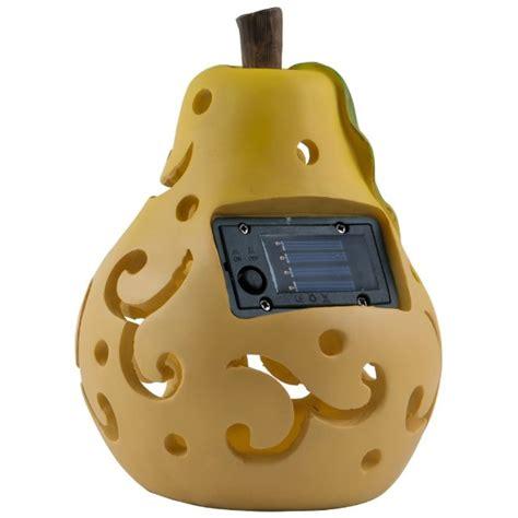 birne leuchte led solarleuchte birne pear