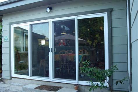 4 Panel Sliding Glass Door Closed Yelp Sliding Glass Door Panel Replacement