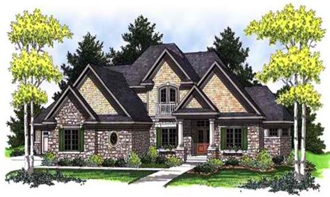 european style house plans with photos drawing house