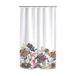 floral shower curtain hooks style selections polyester multicolored floral