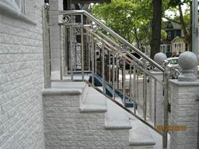 Exterior Banister Wrought Iron Exterior Stair Railing Google Search