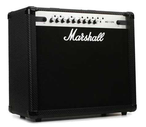 Marshall Mba Types by Marshall Mg101cfx 100 Watt 1x12 Quot 4 Channel Combo With