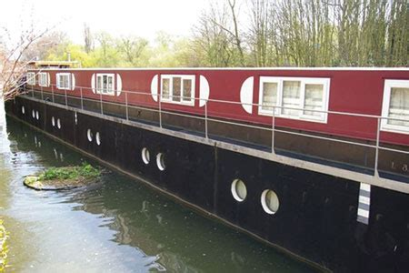living on a boat and council tax quirky home rentals live in one of london s most