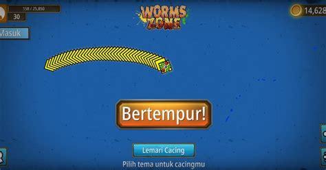 worms zone game cacing   viral bikin ketagihan