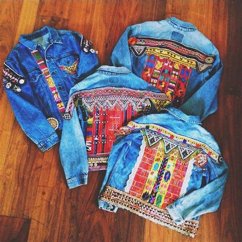 jean jacket design ideas embroidered denim jacket i want to make one so bad these