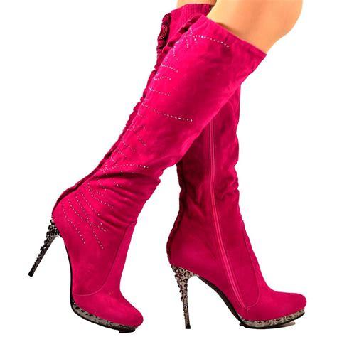 size uk 6 heel sparkly frill platform