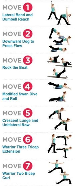 yoga workout tutorial health kick on pinterest yoga juicing and keep calm