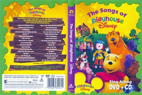 2005 house music hits the songs of playhouse disney 5050467855625 disney dvd database