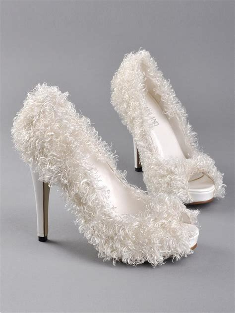 Wedding Shoes Unique by Unique Bridal Shoes