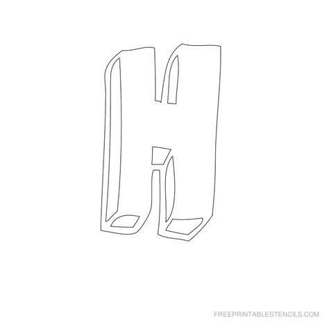 printable bubble letters stencils printable bubble letter stencils free printable stencils