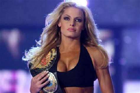 trish stratus game wwe news trish stratus challenged by mickie james for
