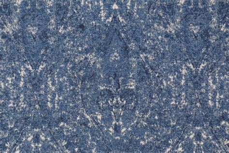 Robert Allen Upholstery by Robert Allen Ogee Paisley Tapestry Upholstery Fabric In Denim