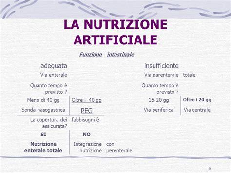 alimentazione artificiale parenterale riabilitazione intensiva neurologica ospedale s sebastiano