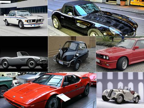 all models of bmw cars the most iconic bmw cars made befirstrank
