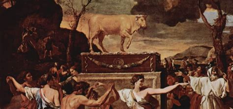 The Miracles Of Exodus 52 why did the israelites worship a golden calf exodus