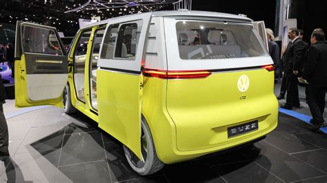 volkswagen i d buzz can carry your buddies to infinity