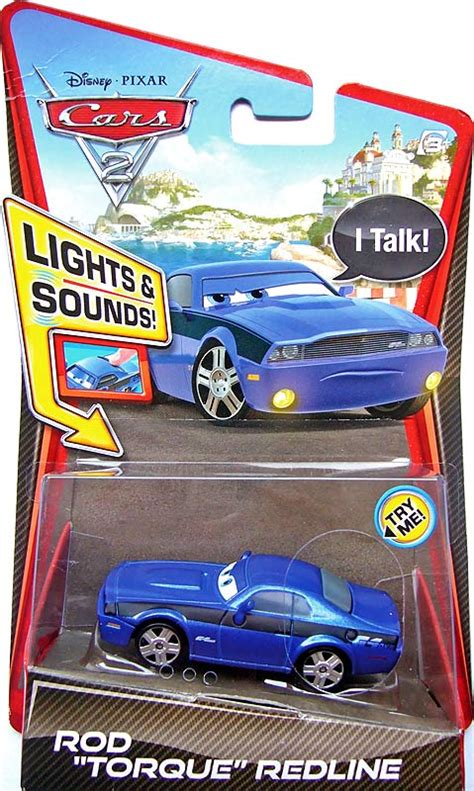 cars 2 coloring pages rod torque redline image rod torque redline lights sounds cars 2 lights