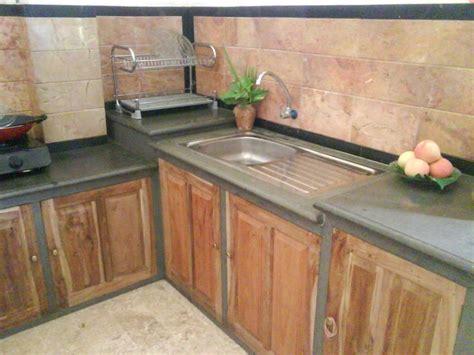 design dapur idaman gambar dapur tak lebih mewah dengan granit dan marmer