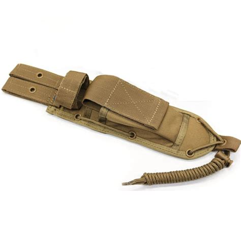 molle knife sheath molle tactical knife sheath decker pouch holster