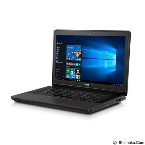 Laptop Dell Bhinneka jual dell inspiron 14 7447 i7 4720hq black