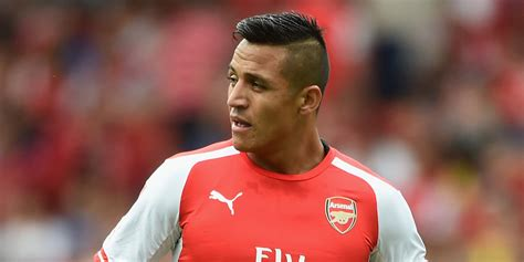 alexis sanchez haircut arsenal fans alexis s 225 nchez chant video