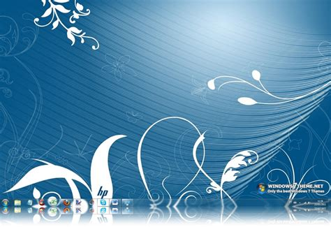 Download Themes For Windows 7 Hp | hp windows 7 theme download