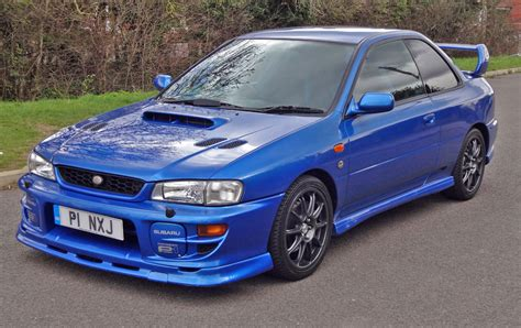 subaru prodrive car of the day subaru impreza p1 prodrive limited edition