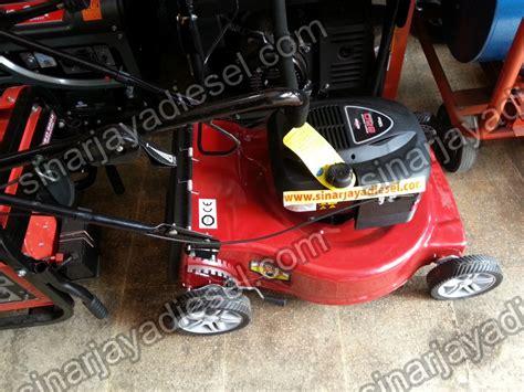 Mesin Potong Rumput Dorong Merk Honda product category pemotong rumput dorong sinar jaya diesel