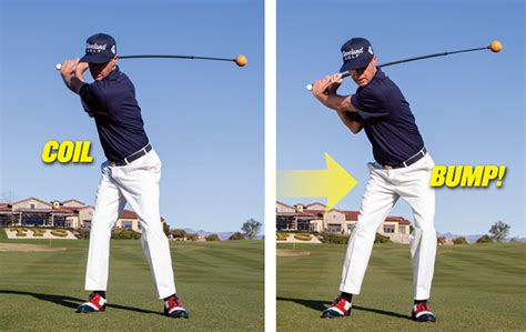 hips in the golf swing ground up vs top down golf tips magazine