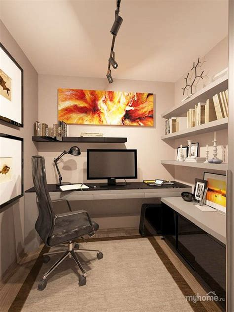 Home To Office | 45 inspirational home office ideas art and design