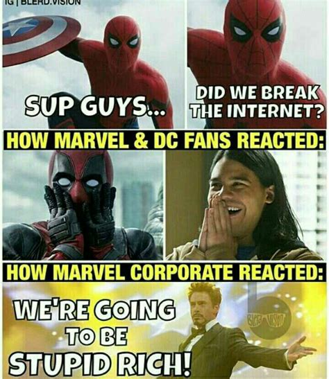 Memes Marvel - lol i love how stark is in that picture lol the flash