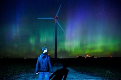 northern lights in june geomagnetic strikes awesome auroras today s