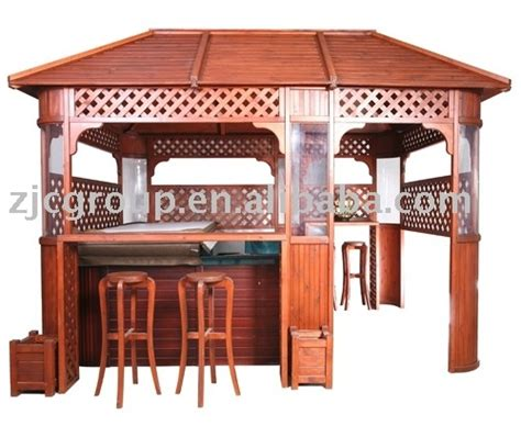 Gazebo With Built In Bar 17 Best Images About Outside On Gardens