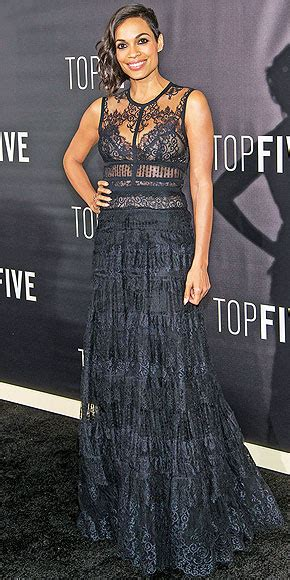 Fashion Hit Or Miss Rosario Dawson Couture In The City Fashion by Rosario Dawson Photos