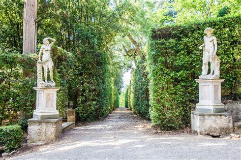 giardini fotografie giardini di boboli fotografia stock immagine di paesaggio