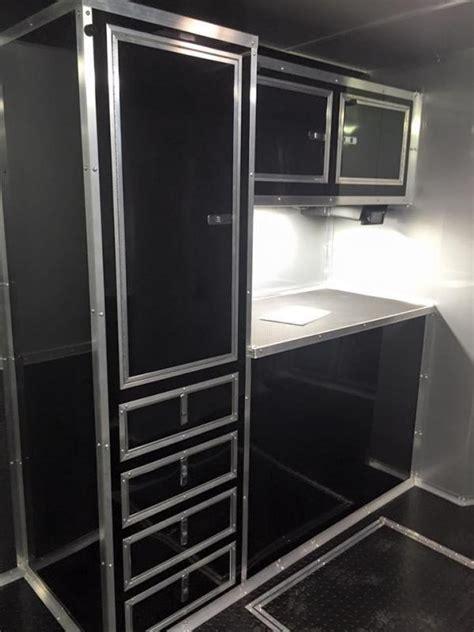 cargo trailer with bathroom 2017 34 bathroom shower trailer auto master car