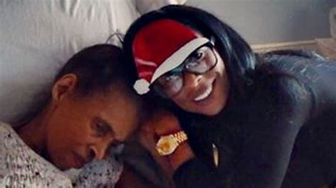 basketball wives star jennifer williams  stop crying  mothers death  heart
