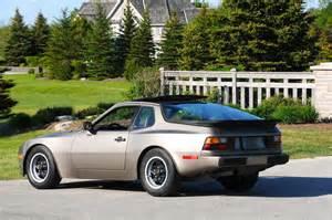 Value Of 1984 Porsche 944 1984 Porsche 944 Bramhall Classic Autos